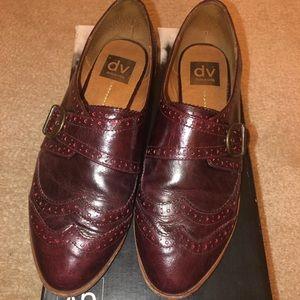 Dolce vita dv Women monk Mello Oxford shoes